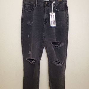"""Forever 21 """"The Larchmont"""" Straight-Leg Jeans"""